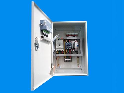 单电源单速风机控制柜
